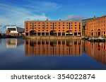the albert dock in liverpool uk ...