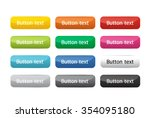 button set colorful | Shutterstock .eps vector #354095180