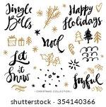 Christmas Calligraphy Phrases....