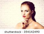 jewelry. | Shutterstock . vector #354142490