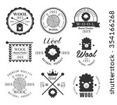 wool labels and elements....