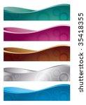 background template | Shutterstock .eps vector #35418355