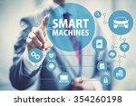 Smart Machines Concept Image O...