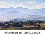 drakensberge  south africa | Shutterstock . vector #354283436