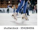 The Girl On The Figured Skates...