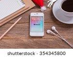 chiang mai thailand   december...   Shutterstock . vector #354345800