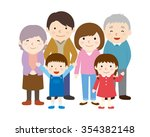 family | Shutterstock .eps vector #354382148