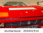 modena  italy   april 2015 ... | Shutterstock . vector #354441914