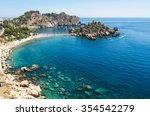 Panoramic View Of Isola Bella ...