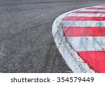 race track detail   | Shutterstock . vector #354579449