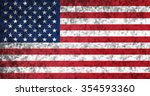flag of the united states in... | Shutterstock . vector #354593360