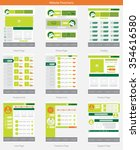 website structure and green web ...