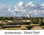 suomenlinna maritime fortress...   Shutterstock . vector #354617069