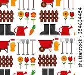 farm fresh design  vector... | Shutterstock .eps vector #354634454