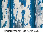 blue and white paint texture... | Shutterstock . vector #354645968