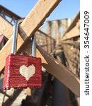 The Symbol Of Love On Brooklyn...