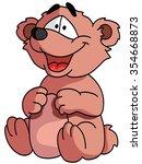 bear | Shutterstock . vector #354668873