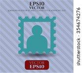 picture symbol | Shutterstock .eps vector #354674276