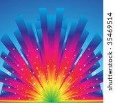 celebration background | Shutterstock .eps vector #35469514