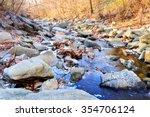 minnehaha stream   bethesda ... | Shutterstock . vector #354706124