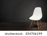 chair or sofa in modern home ... | Shutterstock . vector #354706199