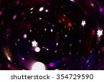 abstract multicolored... | Shutterstock . vector #354729590