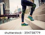 preparing for the long run... | Shutterstock . vector #354738779