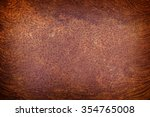 iron surface rust.steel mats... | Shutterstock . vector #354765008