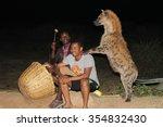 harar  ethiopia   circa... | Shutterstock . vector #354832430