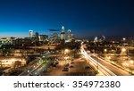 Charlotte Skyline Lights