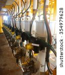 Small photo of Offshore Production Valve at Wellhead Platform