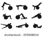 illustration of different... | Shutterstock .eps vector #355008014