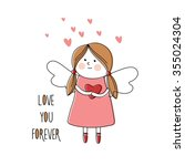Love You Forever. Little Fairy...