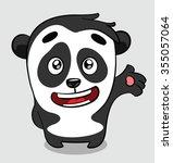 panda | Shutterstock .eps vector #355057064