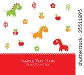 Dragon Pattern Card