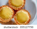 Small photo of All-time favorite Egg Custard Tart