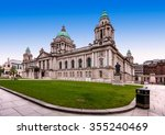 Belfast City Hall in Northern Ireland, UK