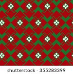 geometric abstract pattern | Shutterstock .eps vector #355283399
