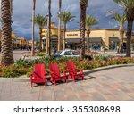 cabazon  ca   nov 2015  desert...   Shutterstock . vector #355308698