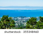 Hilltop View Of Monterey And...