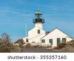 Old Point Loma Lighthouse...