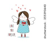 Little Fairy. Love You Forever...