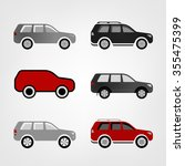 beautiful vector illustration... | Shutterstock .eps vector #355475399