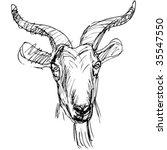 capricorn | Shutterstock .eps vector #35547550