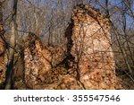 Small photo of Remains of the Blackball Mines at Pecumsaugan Creek, North Utica, Illinois, USA.
