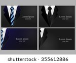 cards with suit. different suit ... | Shutterstock .eps vector #355612886