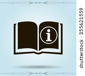 catalog vector icon | Shutterstock .eps vector #355621559