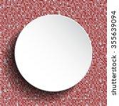 vector abstract background.... | Shutterstock .eps vector #355639094