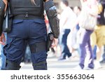 policewoman   Shutterstock . vector #355663064