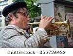 avignon  france   jul 12  2014  ...   Shutterstock . vector #355726433